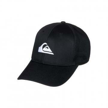Quiksilver Decades Cap Black