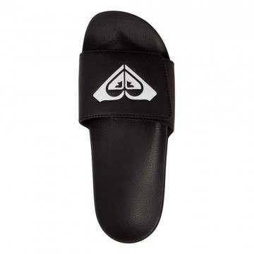 Roxy Slippy Slide IV Sandals Black/White
