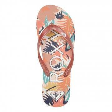 Roxy Tahiti VII Sandals Rose Gold