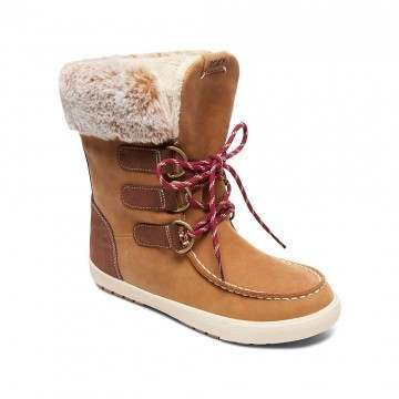 Roxy Rainier II Boots Tan