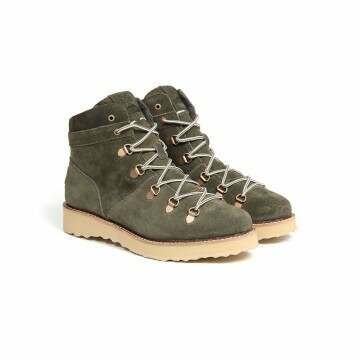 Roxy Spencir Boots Olive