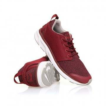 Roxy Set Session II Trainers Burgundy