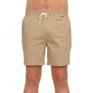 Hurley One & Only Stretch Volley Shorts Khaki