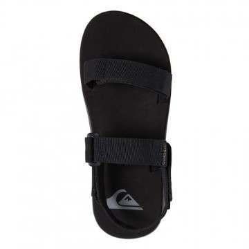 Quiksilver Monkey Caged Sandals Black/Grey