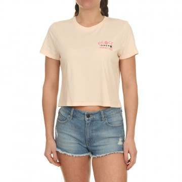 Volcom Ozzy Tee Light Peach