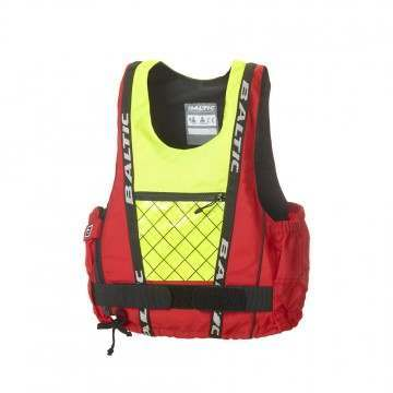 Baltic Dinghy Pro Buoyancy Aid Red Yellow