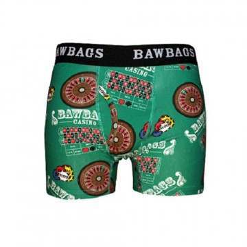 BAWBAGS CASINO BOXERS Green