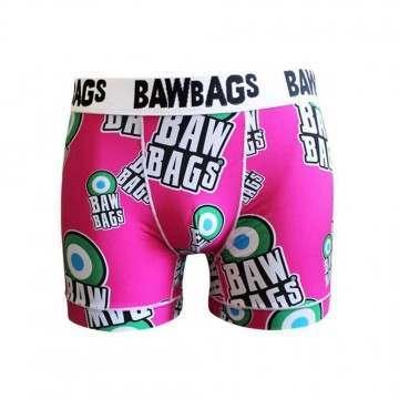 BAWBAGS COOL DE SACS BOXERS Pink MOD