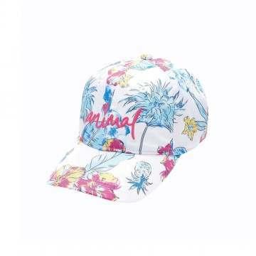 Animal Girls Summertide Cap White
