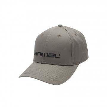 Animal Integral Cap Grey