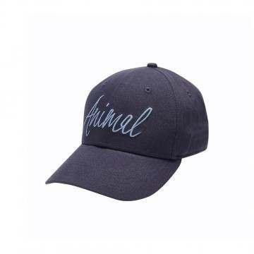 Animal Hazy Cap India Ink Blue