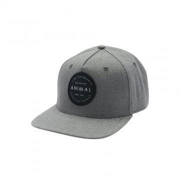 Animal Interlude Cap Grey