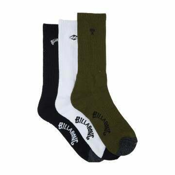 Billabong Crew Socks Mixed