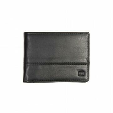 Billabong Dimension Wallet Black Grain