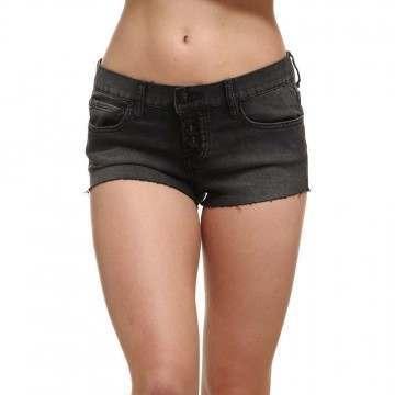 Element Palo Denim Shorts Black Wash