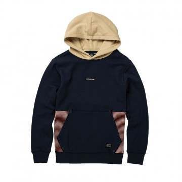 Volcom Boys Forzee Hoody Blue/Black