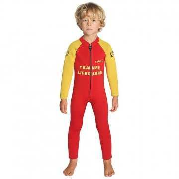 CSkins Baby Steamer Full Wetsuit Lifeguard