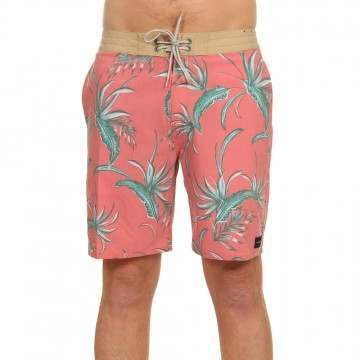 Ripcurl Spacey Layday Boardshorts Washed Red