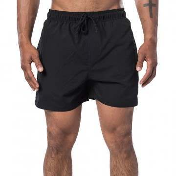 Ripcurl Offset Volley Shorts Black
