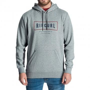 Ripcurl Stretched Out Hoody Beton Marle