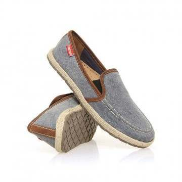 Chatham Dove Espadrille Shoes Denim