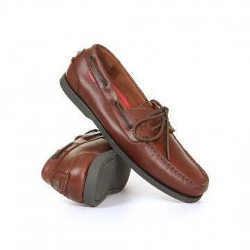 Chatham Galley II Shoes Burgundy