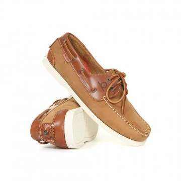 Chatham Galley II Shoes Tan