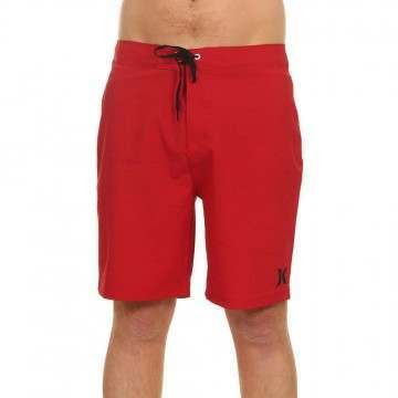 Hurley One & Only Boardshorts Gym Red