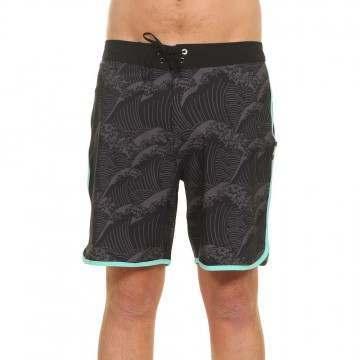 Hurley Phantom Waves Boardshorts Black