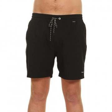 Hurley One & Only Volley Shorts Black