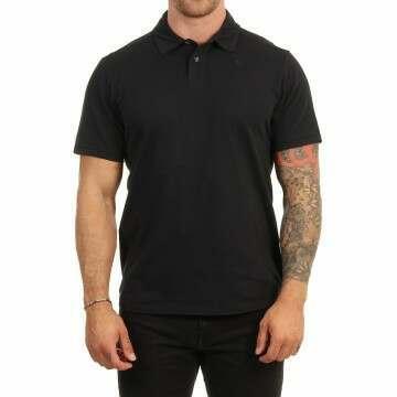 Hurley Dri-Fit Harvey Polo Shirt Black