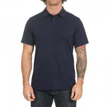 Hurley Dri-Fit Harvey Polo Shirt Obsidian