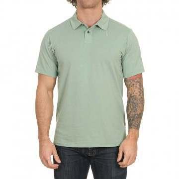 Hurley Dri-Fit Harvey Polo Shirt Silver Pine
