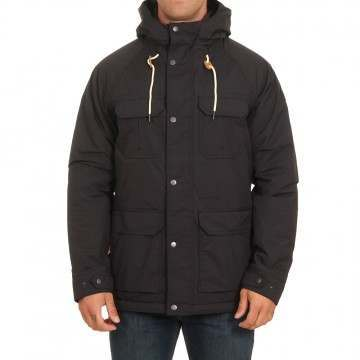 Ripcurl Sabotage Anti Series Jacket Black