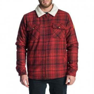 Ripcurl Loggers Jacket Red
