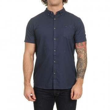 Animal Smokeys Shirt Indigo Blue