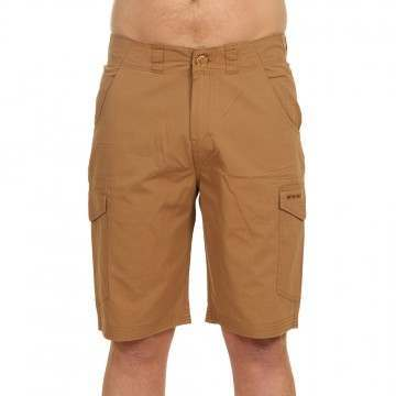 Animal Alantas Cargo Shorts Dijon Brown