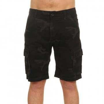 Animal Mazo Cargo Shorts Black