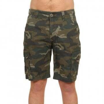Animal Mazo Cargo Shorts Camo