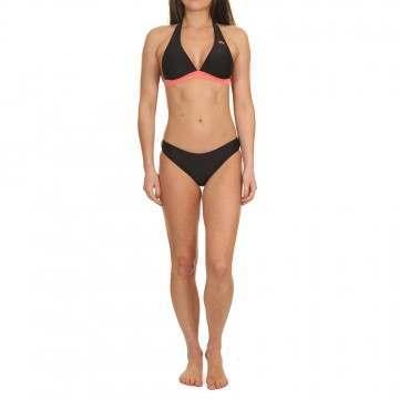 Animal Gracie Halterneck Bikini Black