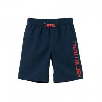 Animal Boys Tannar Boardies Indigo Blue