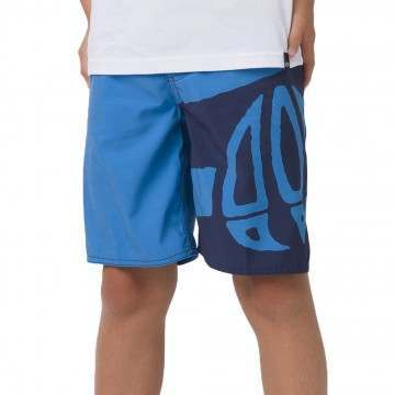 Animal Boys Layka Boardshorts Medi Blue