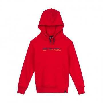Animal Boys Roadie Hoody Mars Red