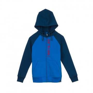 Animal Boys Humming Zip Hoody Blue