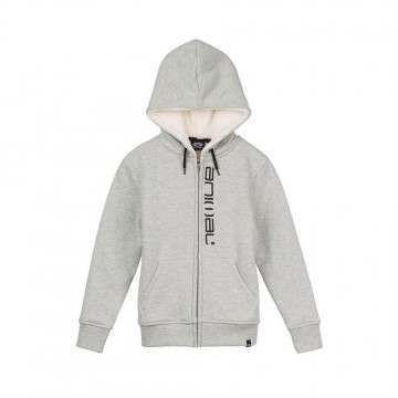Animal Boys Stanto Sherpa Grey Marl