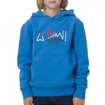 Animal Boys Ryder Hoody Medi Blue