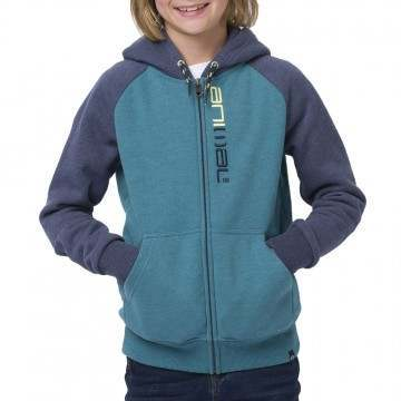 Animal Boys Humming Z/Hoody Colonial Blue