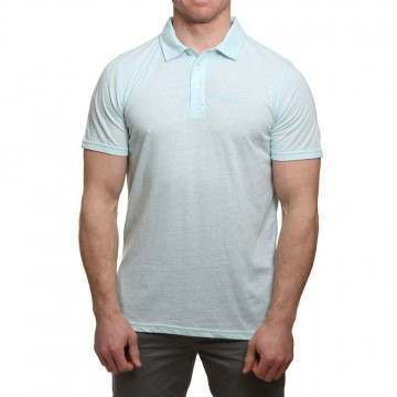 Animal Sonny Polo Shirt Clearwater Blue Marl