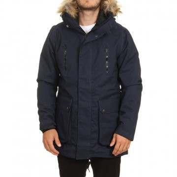 Animal Odyssey Jacket Indigo Blue Marl