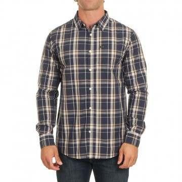 Animal Socket Shirt Indigo Blue